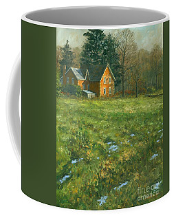 Spring Coffee Mug by Michael Swanson
