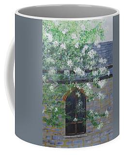 Spring At Grace Church Coffee Mug