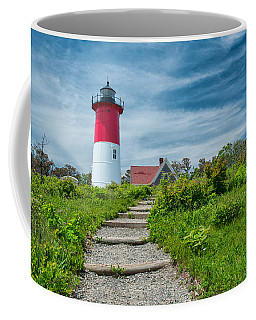 Spring At Nauset Light Coffee Mug