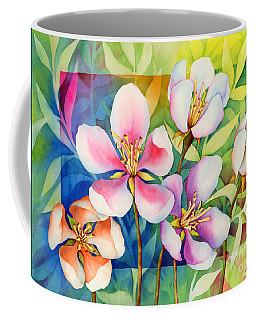 Spring Ballerinas Coffee Mug