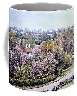Spring Blossom Coffee Mug by Rosemary Colyer