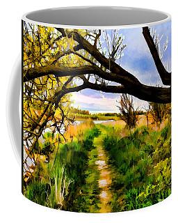 Spring Colours  By Leif Sohlman Coffee Mug