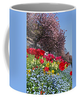 Spring Colours - Edinburgh Coffee Mug
