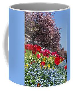 Spring Flowers - Edinburgh Coffee Mug