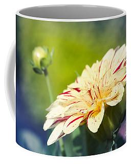 Spring Dream Jewel Tones Coffee Mug