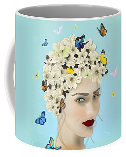 Spring Face - Limited Edition 2 Of 15 Coffee Mug