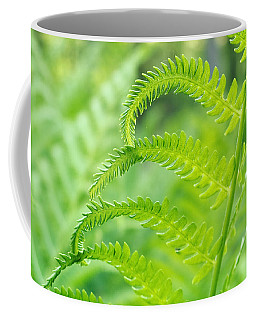 Spring Fern Coffee Mug