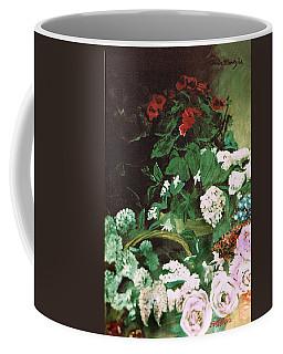 Spring Flowers Study Of Monet Coffee Mug