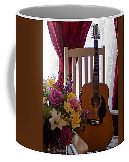 Spring Guitar Coffee Mug