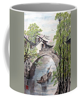 Spring In Ancient Watertown Coffee Mug
