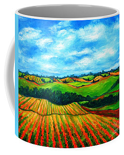 Spring In Prince Edward Island Coffee Mug