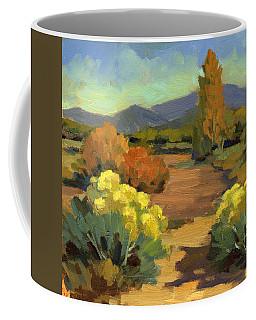 Spring In Santa Fe Coffee Mug