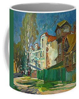 Spring In The Province Coffee Mug