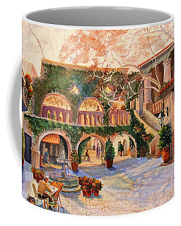 Spring In Tlaquepaque Coffee Mug