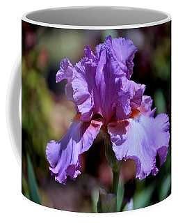 Spring Iris Bloom Coffee Mug