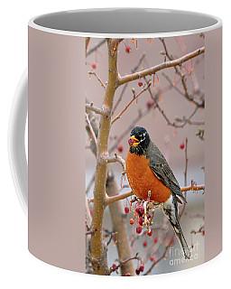 Spring Is Coming Coffee Mug by Betty LaRue