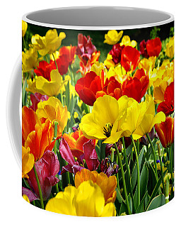 Coffee Mug featuring the photograph Spring Is Coming by Nava Thompson