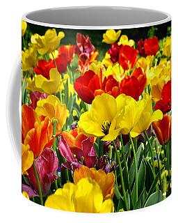 Spring Is Coming Coffee Mug by Nava Thompson