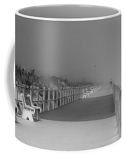 Spring Lake Boardwalk - Jersey Shore Coffee Mug