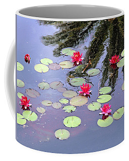 Spring Lilly Coffee Mug