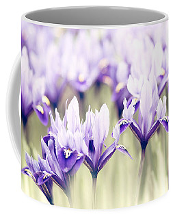 Coffee Mug featuring the photograph Spring March by Rebecca Cozart