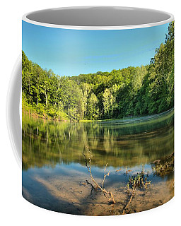 Spring Mill Lake Coffee Mug