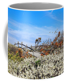 Spring On Cape Cod Coffee Mug