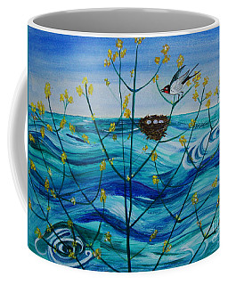 Spring On Lake Ontario Coffee Mug
