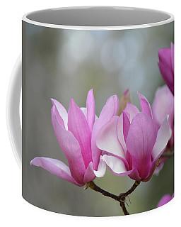 Spring Pink - Japanese Magnolia Coffee Mug