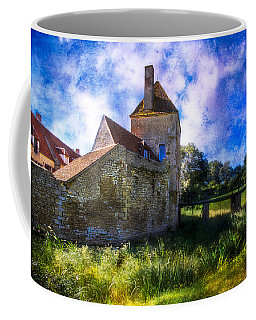 Spring Romance In The French Countryside Coffee Mug