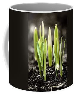 Spring Shoots Coffee Mug
