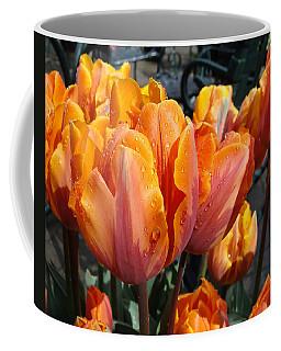 Spring Shower Coffee Mug by Cheryl Hoyle