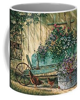 Spring Social Coffee Mug