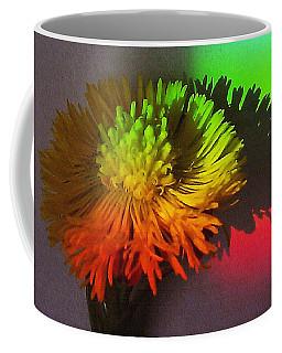 Spring Through A Rainbow Coffee Mug by Martin Howard