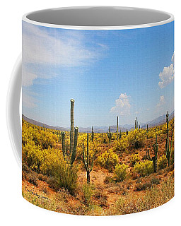 Spring Time On The Rolls - Arizona. Coffee Mug