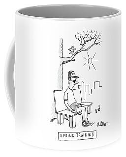 Spring Training Coffee Mug