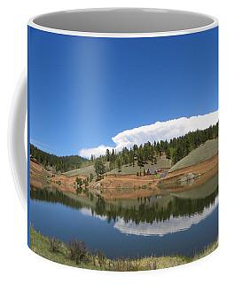 Ridge Over Burgess Res Divide Co Coffee Mug