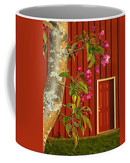 Coffee Mug featuring the photograph Spring by Viviana  Nadowski