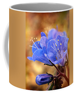 Spring Wildflowers - The Desert Bluebells Coffee Mug