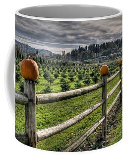 Springhetti Road Pumpkins Coffee Mug