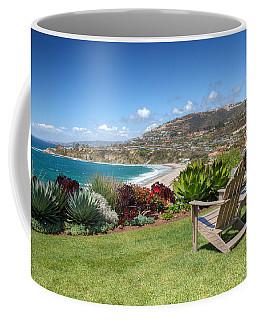 Springtime At Salt Creek Beach Coffee Mug