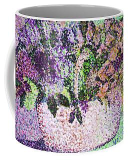 Springtime Basket Coffee Mug