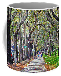 Springtime In Savannah Coffee Mug by Lydia Holly
