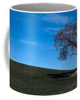 Springtime In The Palouse Coffee Mug by Sharon Elliott