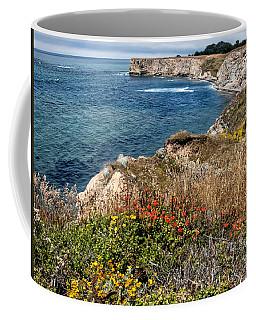 Springtime On The California Coast Coffee Mug
