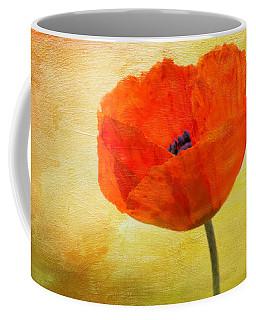 Springtime Poppy Beauty Coffee Mug by Denyse Duhaime
