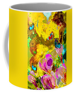 Springtime Splash Coffee Mug