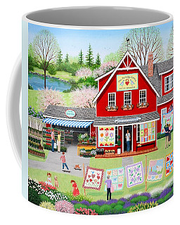 Springtime Wishes Coffee Mug
