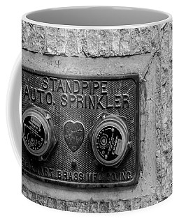 Sprinkler With A Heart Coffee Mug