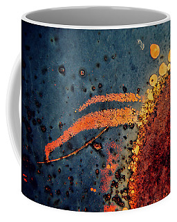 Sputter Coffee Mug by Leanna Lomanski